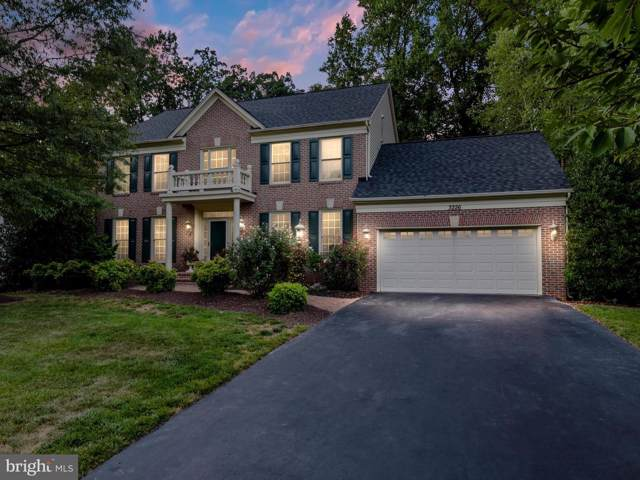 3226 Winmoor Drive, IJAMSVILLE, MD 21754 (#MDFR250822) :: Pearson Smith Realty