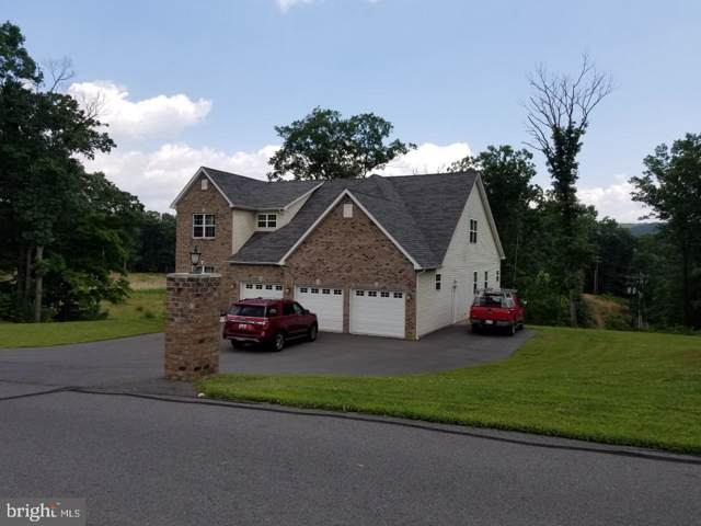 1591 North Lakewood Dr., RIDGELEY, WV 26753 (#WVMI110424) :: Bruce & Tanya and Associates
