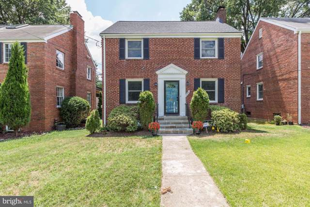 1745 Buchanan Street NE, WASHINGTON, DC 20017 (#DCDC436512) :: Advance Realty Bel Air, Inc