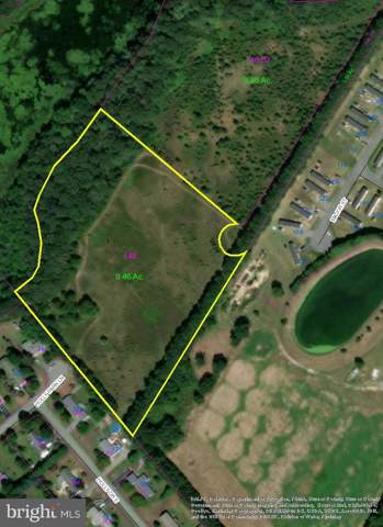 Lot 1 W Route 214, LINCOLN, DE 19960 (#DESU144842) :: CoastLine Realty