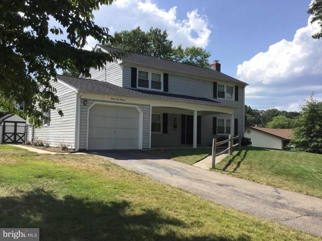 12216 Malta Lane, BOWIE, MD 20715 (#MDPG537608) :: The Daniel Register Group