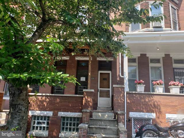 1610 Appleton Street, BALTIMORE, MD 21217 (#MDBA477972) :: Radiant Home Group