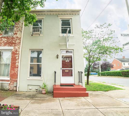 28 W South Street, FREDERICK, MD 21701 (#MDFR250838) :: Homes to Heart Group