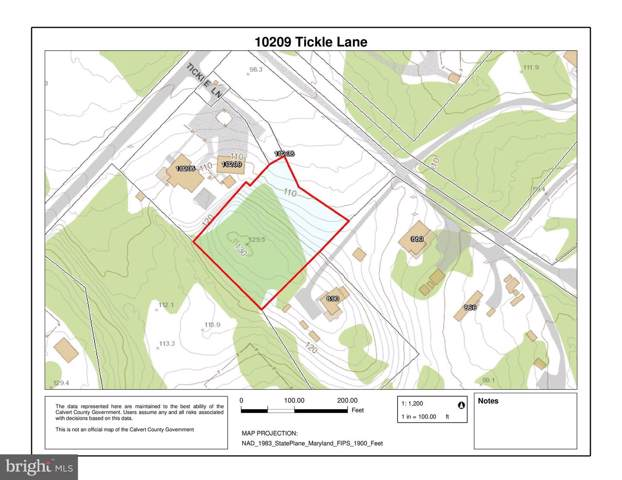 10209 Tickle Lane, LUSBY, MD 20657 (#MDCA171284) :: The Miller Team