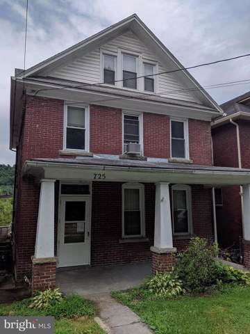 725 Bedford Street, CUMBERLAND, MD 21502 (#MDAL132298) :: Keller Williams Pat Hiban Real Estate Group