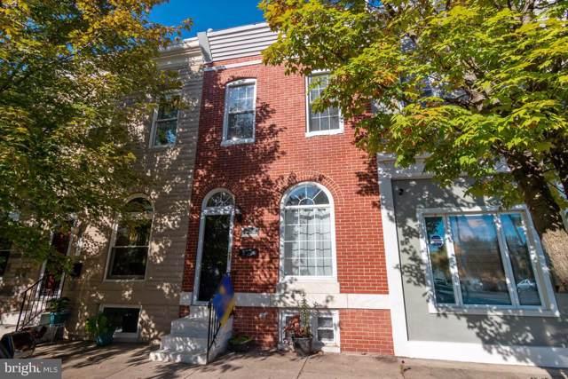 34 N Potomac Street, BALTIMORE, MD 21224 (#MDBA478044) :: The Sebeck Team of RE/MAX Preferred