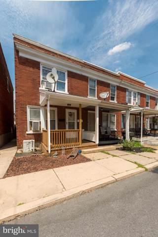 623 George Street, LANCASTER, PA 17603 (#PALA137362) :: Flinchbaugh & Associates