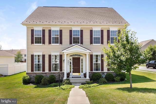 301 E Wainscot Drive, NEW MARKET, MD 21774 (#MDFR250862) :: Charis Realty Group
