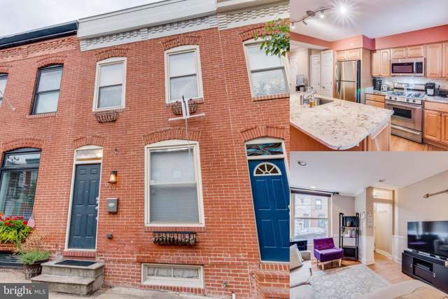919 S Bouldin Street, BALTIMORE, MD 21224 (#MDBA478060) :: The Sebeck Team of RE/MAX Preferred