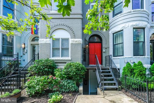 1322 W Street NW #2, WASHINGTON, DC 20009 (#DCDC436572) :: The Gold Standard Group