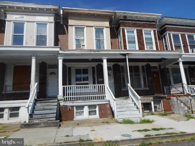 1210 Oakhurst Place, BALTIMORE, MD 21216 (#MDBA478080) :: Radiant Home Group