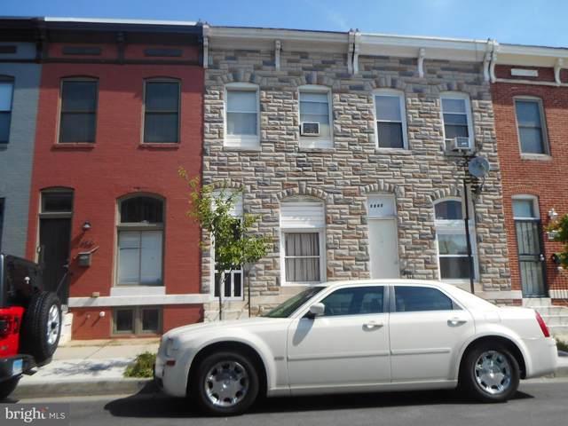 2438 Ashland Avenue, BALTIMORE, MD 21205 (#MDBA478084) :: Radiant Home Group