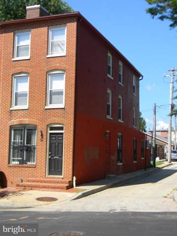 110 Scott Street, BALTIMORE, MD 21201 (#MDBA478098) :: Colgan Real Estate