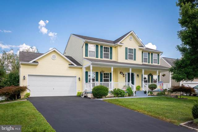 14 Sunset Ridge Lane, FREDERICKSBURG, VA 22405 (#VAST213586) :: Cristina Dougherty & Associates