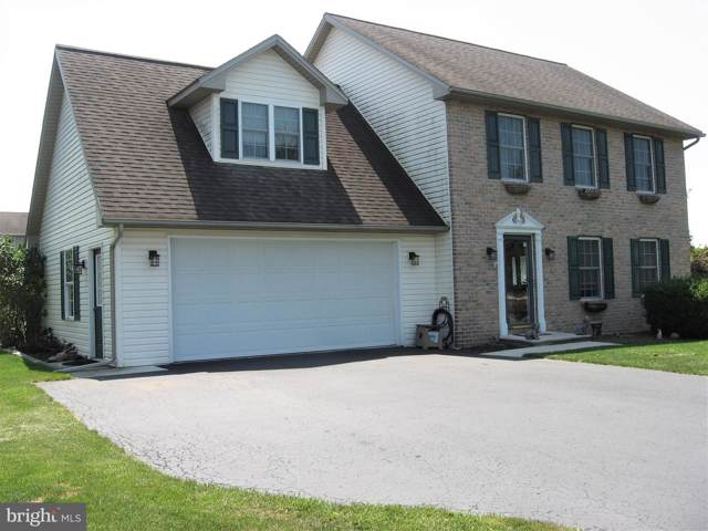 9 Meade Drive, CARLISLE, PA 17013 (#PACB115904) :: The Heather Neidlinger Team With Berkshire Hathaway HomeServices Homesale Realty