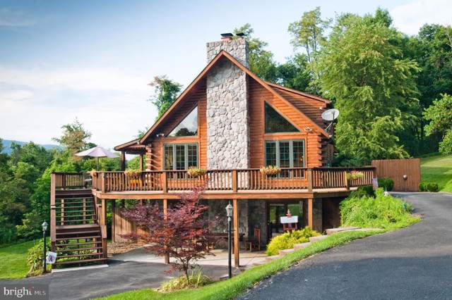 6 Timber Ridge Road, LAVALE, MD 21502 (#MDAL132304) :: The Daniel Register Group