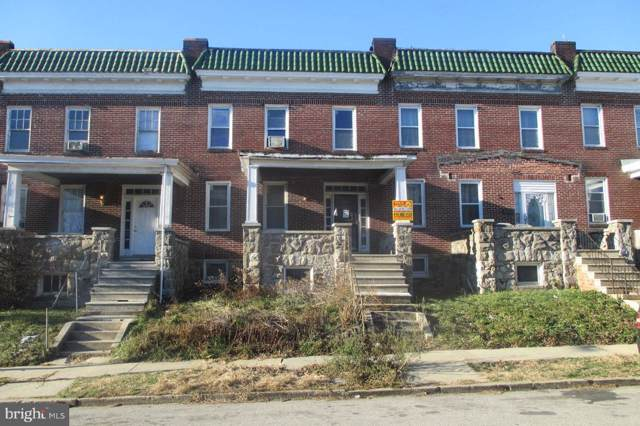5104 Queensberry Avenue, BALTIMORE, MD 21215 (#MDBA478178) :: Colgan Real Estate