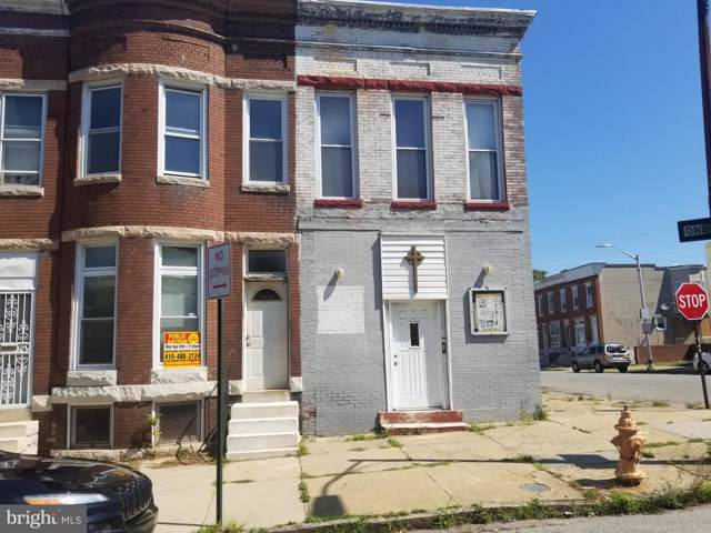 926 E 20TH Street, BALTIMORE, MD 21218 (#MDBA478192) :: Radiant Home Group
