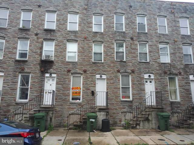 2124 Division Street, BALTIMORE, MD 21217 (#MDBA478240) :: Homes to Heart Group
