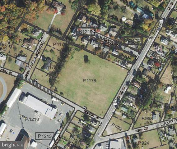 313 Caroline Street, DENTON, MD 21629 (#MDCM122746) :: The Licata Group/Keller Williams Realty