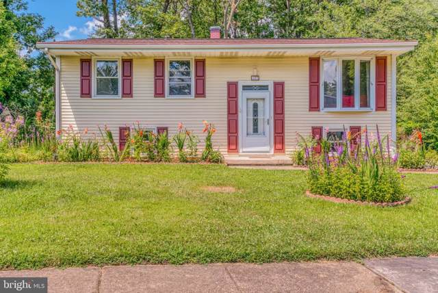 603 Silver Bell Drive, EDGEWOOD, MD 21040 (#MDHR236676) :: ExecuHome Realty