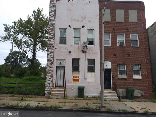 1608 W Lanvale Street, BALTIMORE, MD 21217 (#MDBA478254) :: Homes to Heart Group