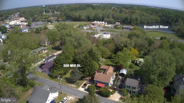 309 Mill Street, MILTON, DE 19968 (#DESU145022) :: Atlantic Shores Realty