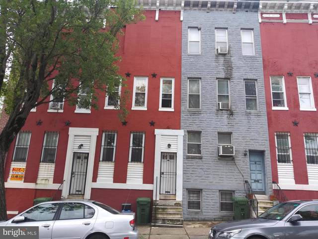 1615 W Lanvale Street, BALTIMORE, MD 21217 (#MDBA478270) :: Homes to Heart Group