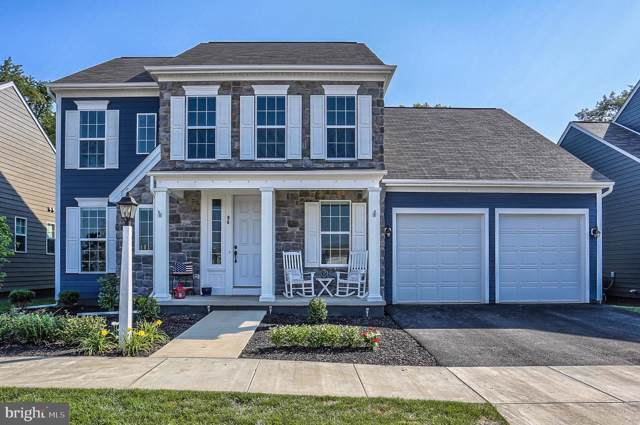 96 Hoke Farm Way, MECHANICSBURG, PA 17050 (#PACB115936) :: The Joy Daniels Real Estate Group