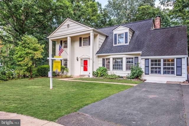 9353 Birchwood Court, MANASSAS, VA 20110 (#VAMN137776) :: RE/MAX Cornerstone Realty