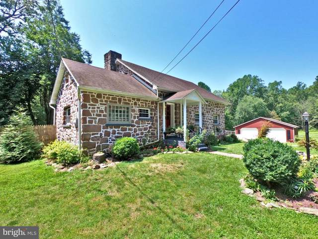 1320 Chestnut Street, DOUGLASSVILLE, PA 19518 (#PABK345510) :: ExecuHome Realty