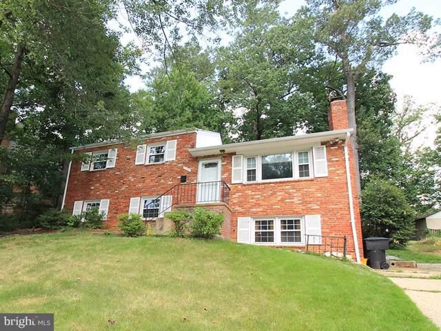 109 N Nottingham Street, ARLINGTON, VA 22203 (#VAAR152906) :: The Licata Group/Keller Williams Realty