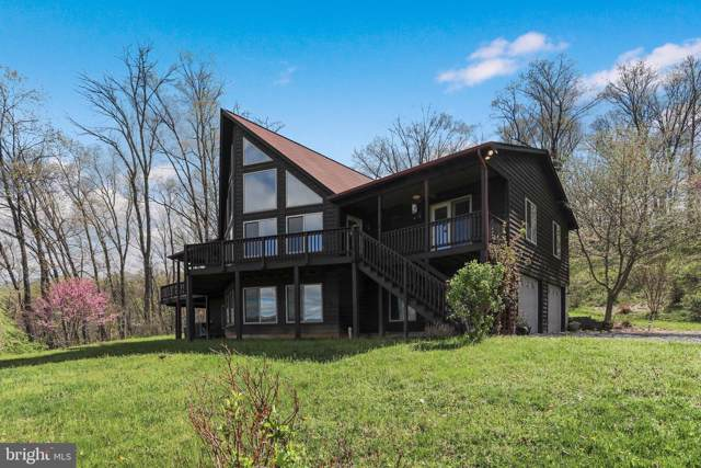 High Knob, FRONT ROYAL, VA 22630 (#VAWR137688) :: Viva the Life Properties
