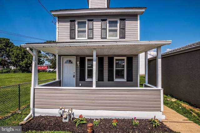 205 Green Street, MARCUS HOOK, PA 19061 (#PADE497220) :: ExecuHome Realty