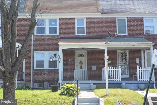 2323 Braddish Avenue, BALTIMORE, MD 21216 (#MDBA478324) :: The Gold Standard Group