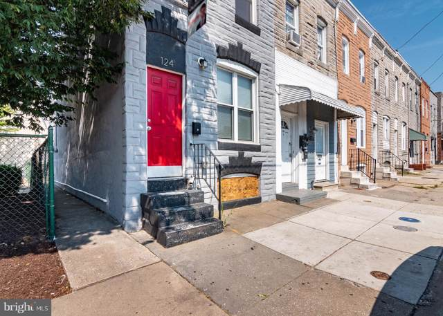 124 S Haven Street, BALTIMORE, MD 21224 (#MDBA478334) :: Radiant Home Group
