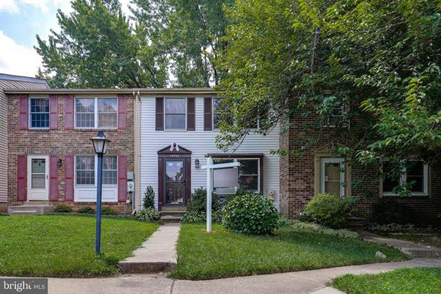 10525 Saddlebrook Court, LAUREL, MD 20723 (#MDHW268086) :: The Gus Anthony Team
