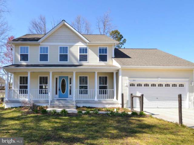 213 Forest Avenue, COLONIAL BEACH, VA 22443 (#VAWE114940) :: RE/MAX Cornerstone Realty