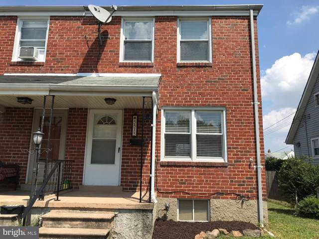 5515 Dolores Avenue, BALTIMORE, MD 21227 (#MDBC466936) :: ExecuHome Realty