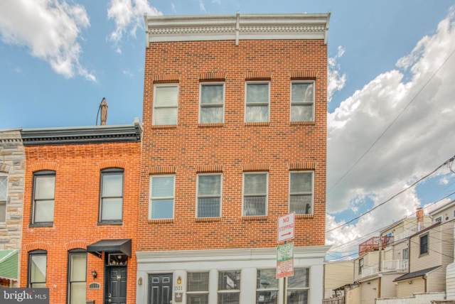 1321 Clarkson Street #1, BALTIMORE, MD 21230 (#MDBA478348) :: Advance Realty Bel Air, Inc