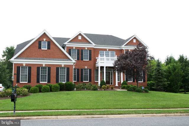 14467 Yellow Tavern Court, HAYMARKET, VA 20169 (#VAPW475260) :: Homes to Heart Group