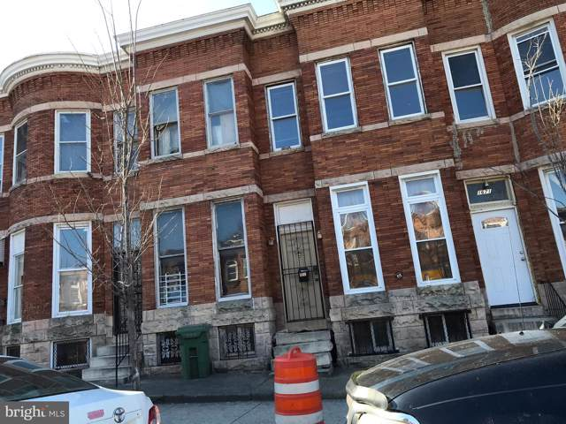 1667 W North Avenue, BALTIMORE, MD 21217 (#MDBA478392) :: Network Realty Group