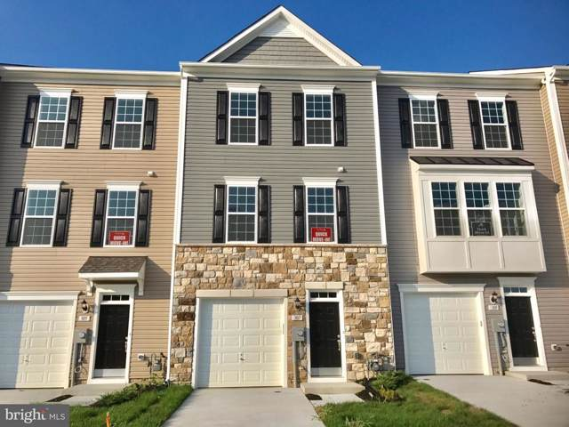 307 Spring Bank Way, FREDERICK, MD 21701 (#MDFR250994) :: ExecuHome Realty