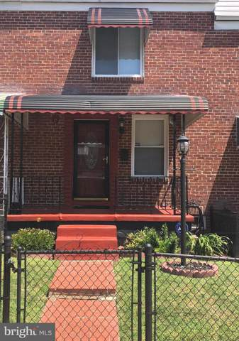 3236 Kentucky Avenue, BALTIMORE, MD 21213 (#MDBA478408) :: Network Realty Group