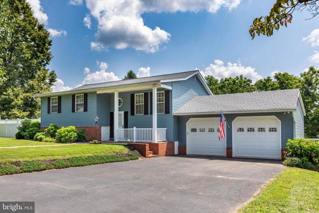 7517 Gaither Road, SYKESVILLE, MD 21784 (#MDCR190688) :: The Sky Group