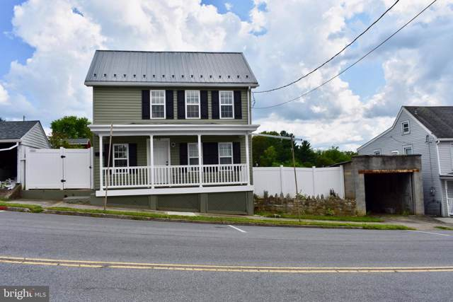 18 W Church Street, WILLIAMSPORT, MD 21795 (#MDWA166838) :: Radiant Home Group