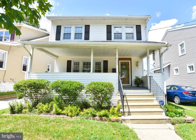 105 E Narberth Terrace, COLLINGSWOOD, NJ 08108 (#NJCD372700) :: Ramus Realty Group