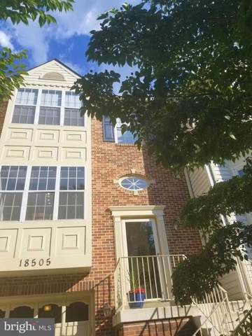 18505 Clovercrest Circle, OLNEY, MD 20832 (#MDMC672196) :: Mortensen Team