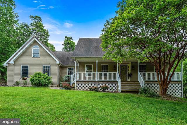 6181 Carters Run Road, MARSHALL, VA 20115 (#VAFQ161662) :: Keller Williams Pat Hiban Real Estate Group