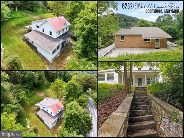 6252 Old National Pike, BOONSBORO, MD 21713 (#MDWA166850) :: Advance Realty Bel Air, Inc